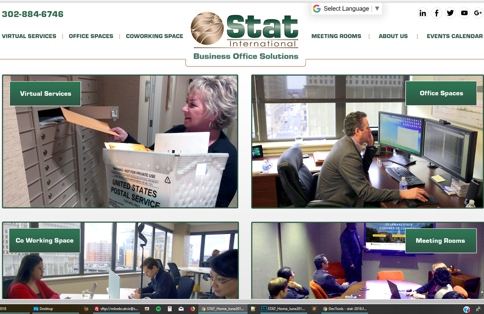 News – Page 9 – Stat International | First Class Office