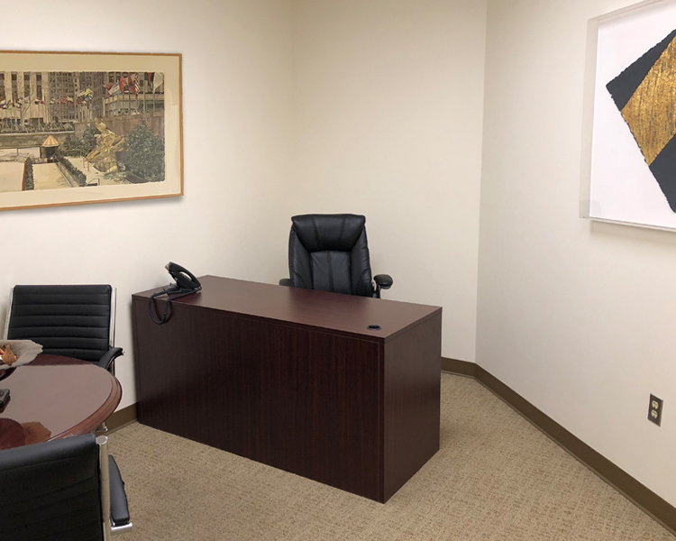 Private Day Office Rental