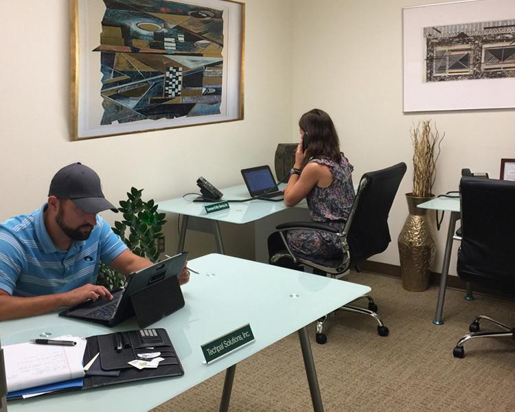Semi Private Shared Office Rentals