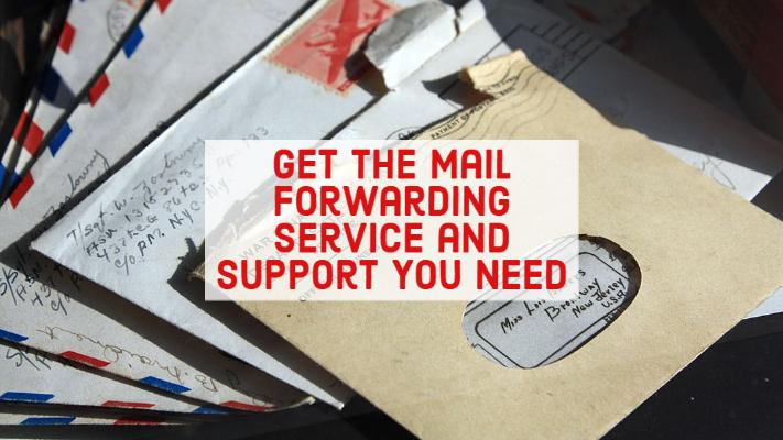delaware mail forwarding