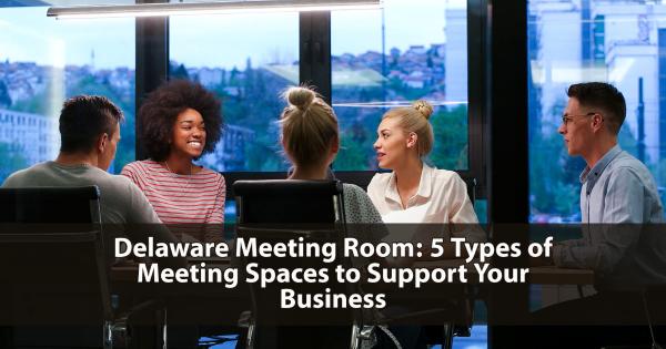 delaware meeting room